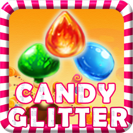 Candy Glitter LOGO-APP點子