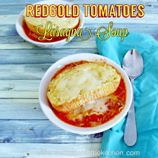 RedGold Lasagna Soup