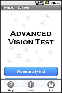 Advanced Vision Test - screenshot thumbnail