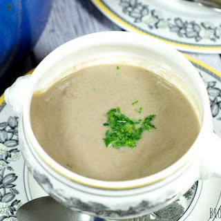Non Dairy Cream of Mushroom Soup