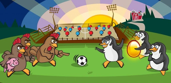 Get the Egg: Foosball (free)