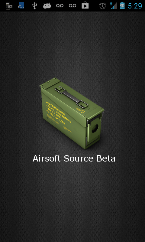 Airsoft Source Beta- screenshot