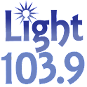 The Light 103.9 FM – Raleigh logo