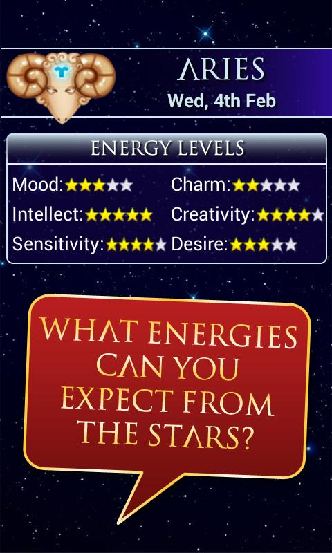 Love & Sex Horoscope Free- screenshot