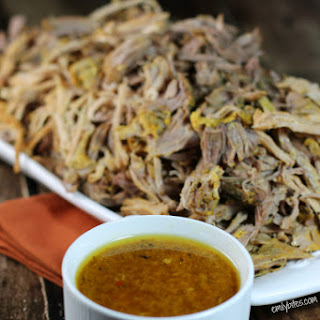 Slow Cooker Mustard-Rubbed Pulled Pork