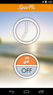 SpinMe Alarm Clock- screenshot thumbnail