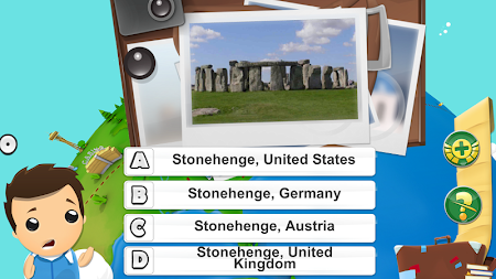 Geography Quiz Game 3D 1.10 screenshot 246981