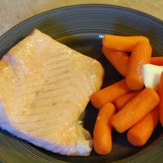 Lemon-Honey Glazed Salmon