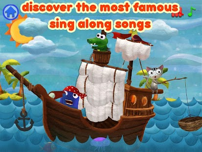 Kids Song Planet - Sing Along - screenshot thumbnail