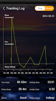 Screenshot of Relax Music & Sleep Cycle
