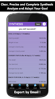 Screenshot of Weigh-In Deluxe Weight Tracker