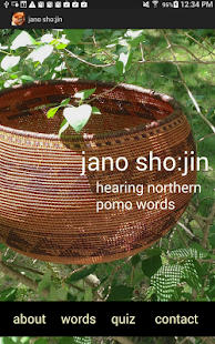 jano sho:jin - Northern Pomo- screenshot thumbnail