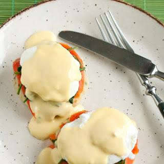 Eggs St Patrick (aka Irish Eggs Benedict)