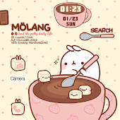 CUKI Theme I Love Coco Molang