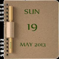 Note Book Calendar 1.0
