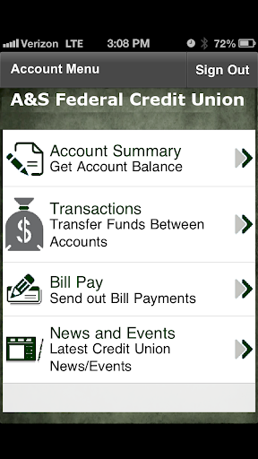 A S Federal Credit Union