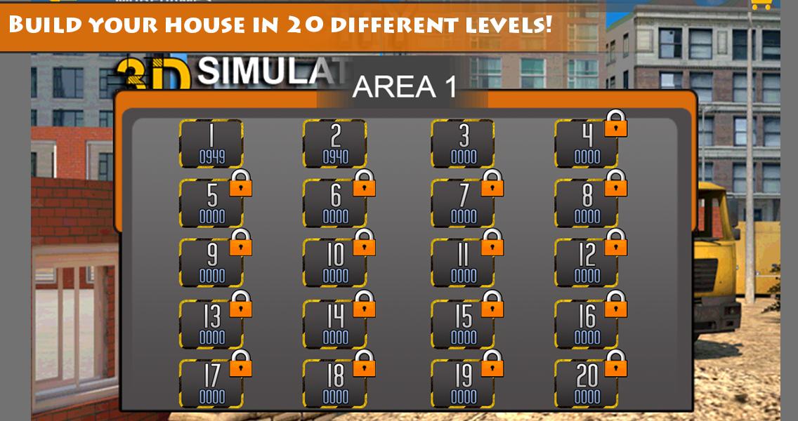 Build Your City 3d Simulator Screenshot