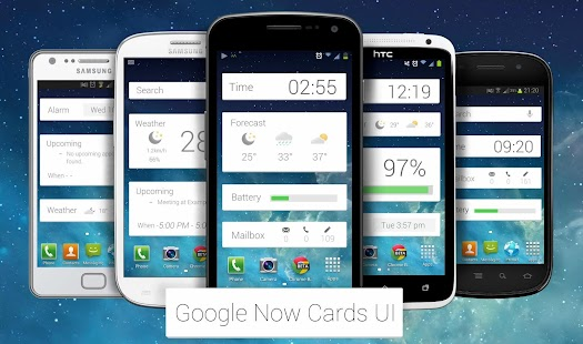 Now Cards UCCW - screenshot thumbnail