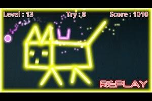 Screenshot of Clumpsball 3