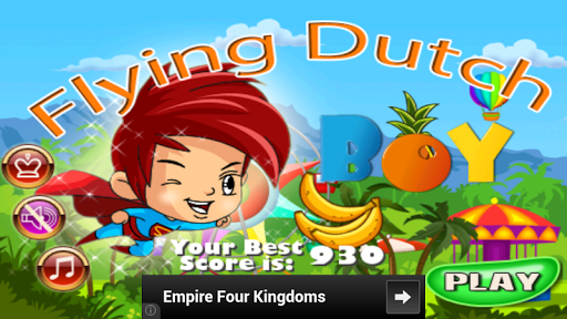 玩動作App|Flying Dutch Boy免費|APP試玩