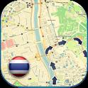 Thailand Offline Map icon