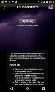 Thunderstorm Free- screenshot thumbnail