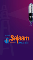 Screenshot of Radio Salaam 106.5 FM