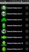 Screenshot of Network Status