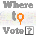 Where to Vote icon