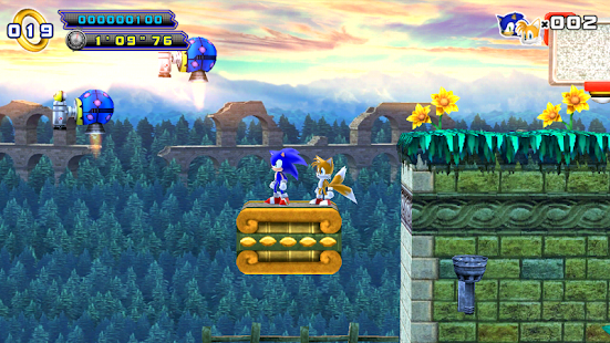 Sonic 4 Episode II THD - screenshot thumbnail