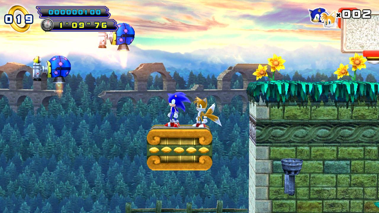 Sonic 4 Episode II THD screenshot #11