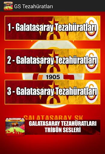 Galatasaray Tezahüratları