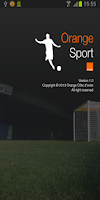 Screenshot of Orange sport