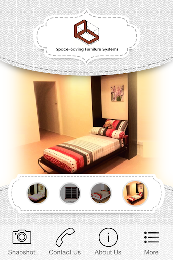 Space-Saving Furniture Systems
