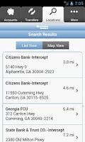 Screenshot of 1st Mariner Bank - Mobile Bank