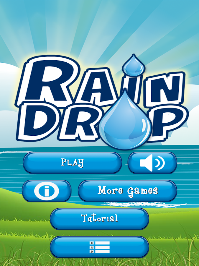 Rain Drop- screenshot