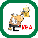 THE Drinking Game App logo