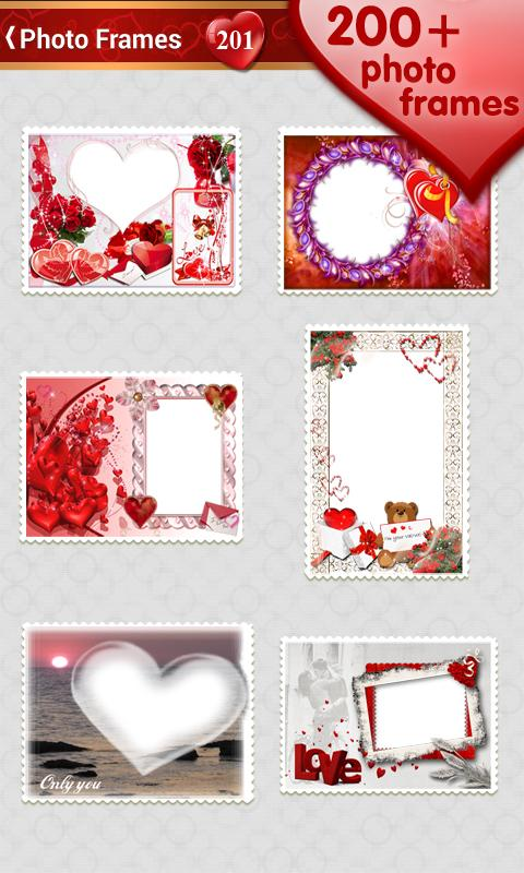 Love Photo Frames - screenshot