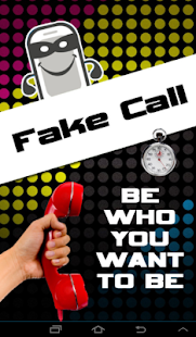 Fake call - call cheat