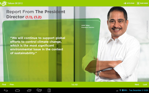 Telkom SR 2012 (English) - screenshot thumbnail