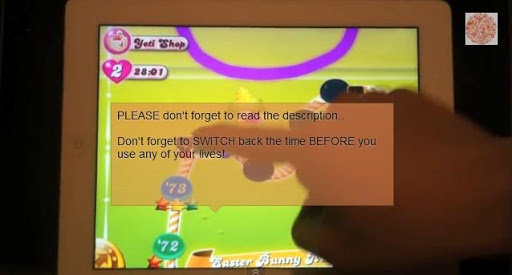 Hack Tips Candy Crush SAGA