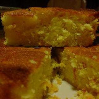 Bee Lian's Rich Orange Cake