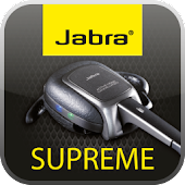 Jabra SUPREME application