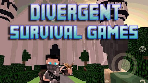 無料动作AppのブロックサバイバルゲームDiverse Survival|記事Game
