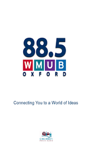 WMUB Public Radio App - screenshot thumbnail