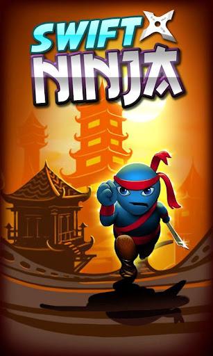 Swift Ninja - Jumping Game