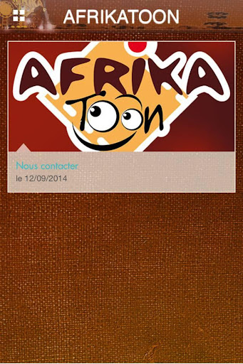 【免費媒體與影片App】AFRIKATOON-APP點子
