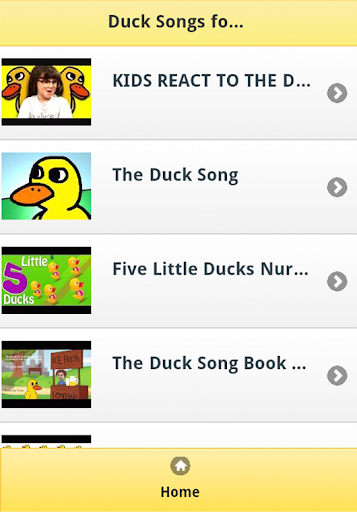 Duck Songs for Kids