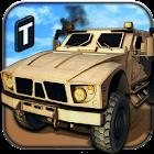 Army War Truck Simulator 3D icon
