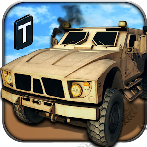 Army War Truck Simulator 3D for PC and MAC